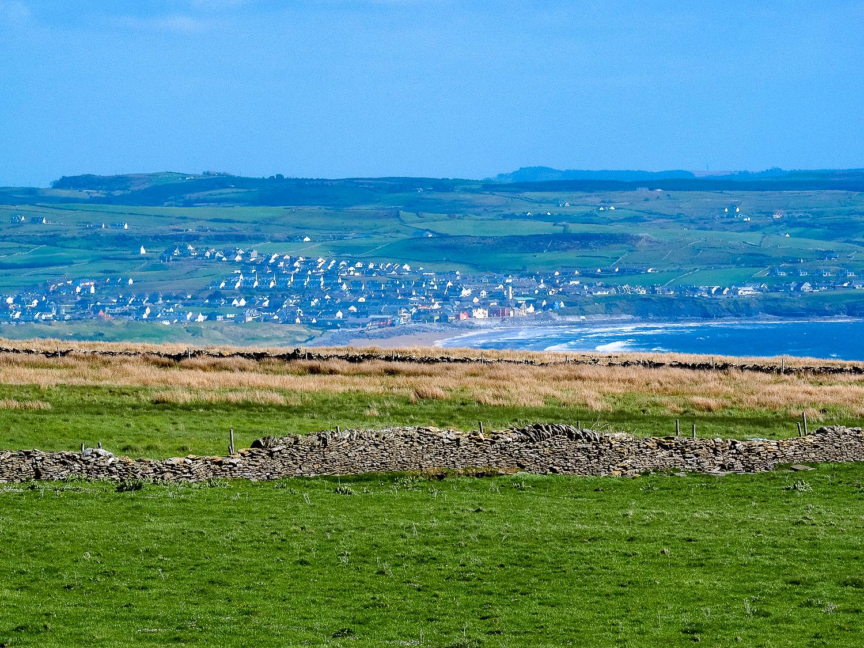 Along The Wild Atlantic Way, County Clare, Ireland.