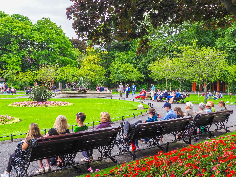 St. Stephen's Green, Dublin