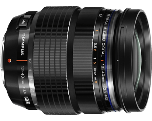 Olympus M.Zuiko Digital ED 12-40mm f/2.8 PRO
