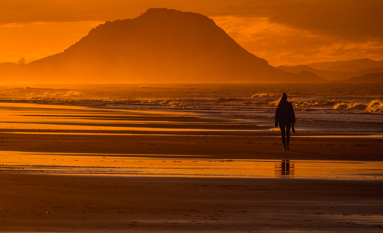 Autumn Solitude, Bay of Plenty, NZ. 2018.05.20