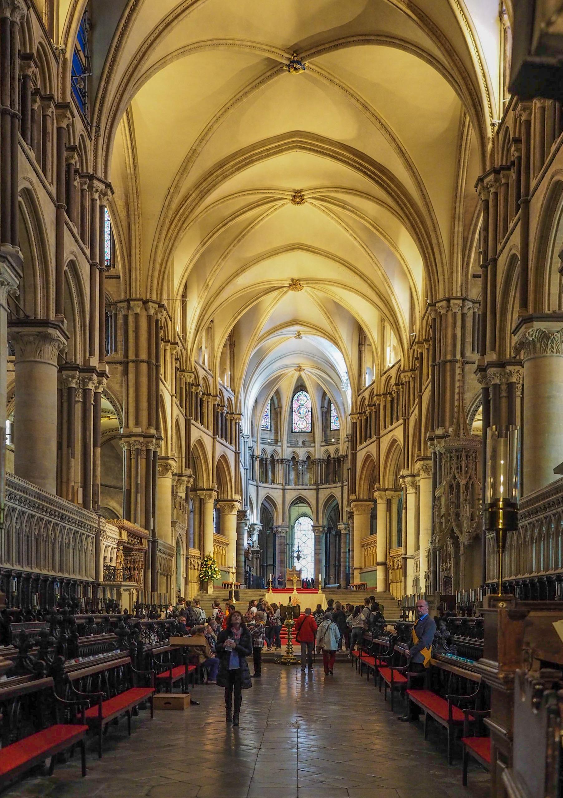 Canterbury Cathedral, Canterbury, Kent.