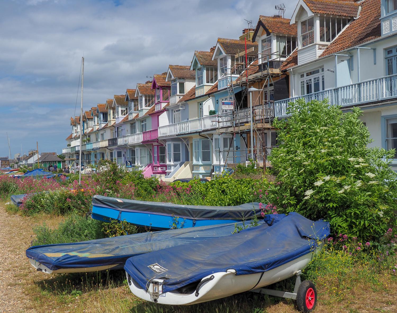 Whitstable, Kent, UK.