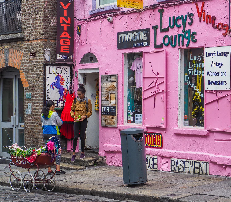The colour of Dublin