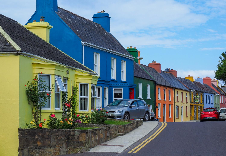 Tidy indeed. Eyeries,Beara Peninsula, West Cork.
