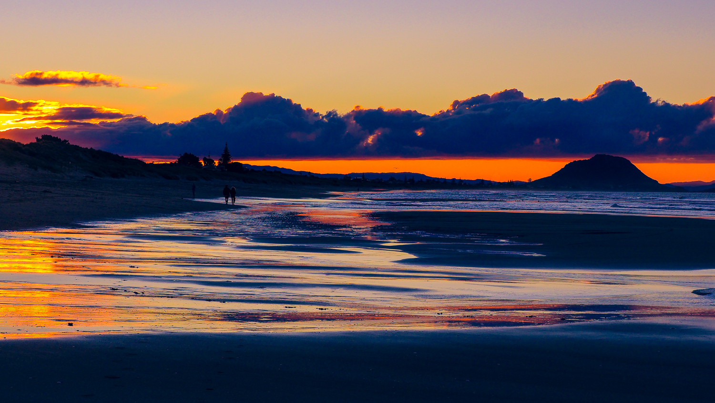 Paradise found. Papamoa Beach. P8180072