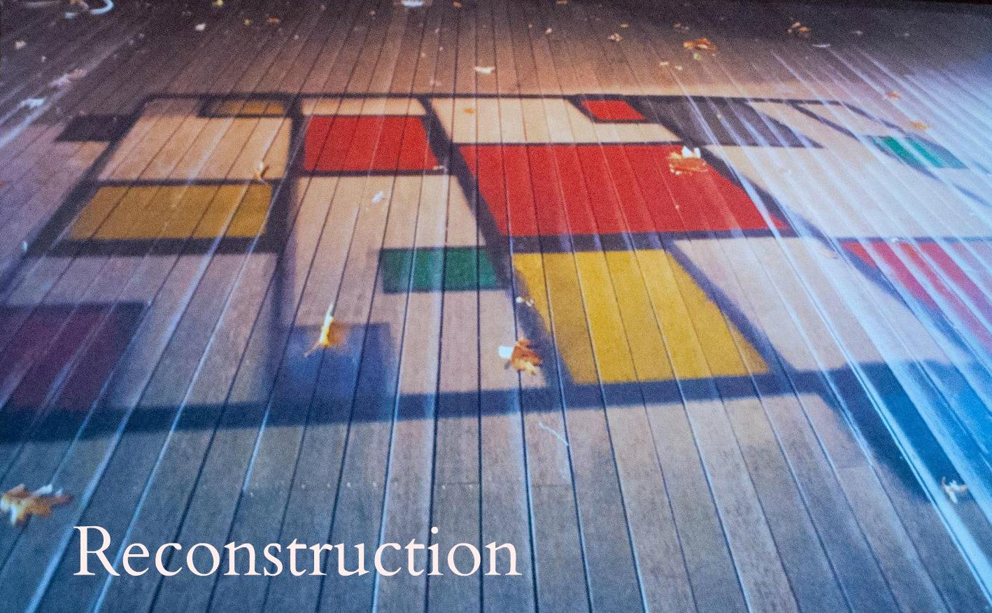 Reconstruction  (3M/1F) | 65 minutes
