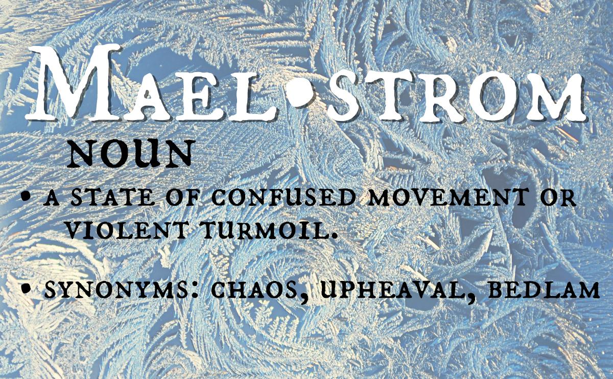 Mael•strom  for High School Ensemble | 1 hour, 45 minutes