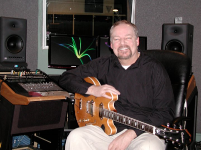 Clay Smith, founder of SoundSmith Studios