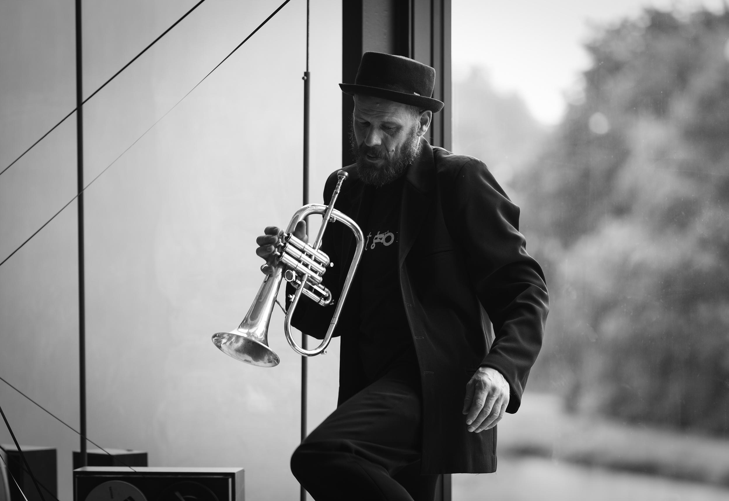 Bart Maris @ Belgium Jazz Meeting, 2015