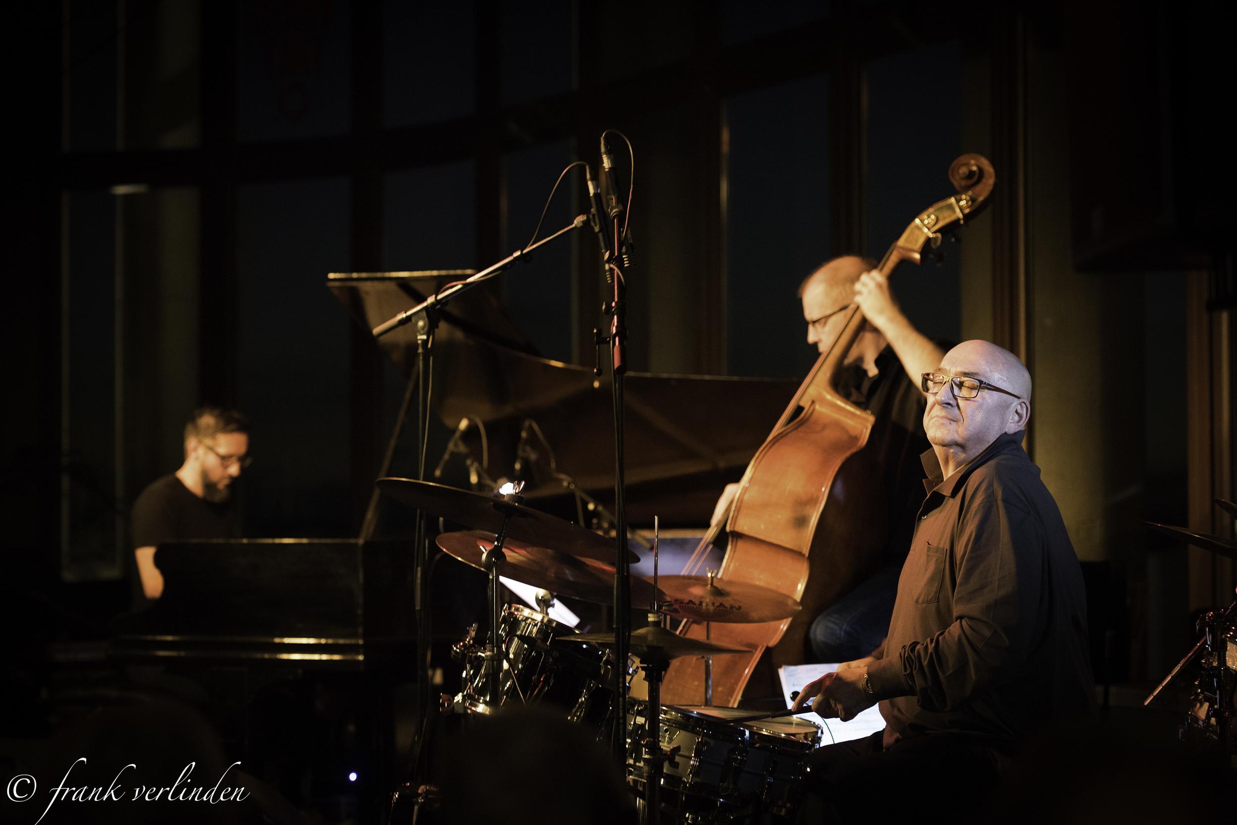 Bruno Castellucci, Bas Bulteel Trio @ Vrijstaat O, Ostend