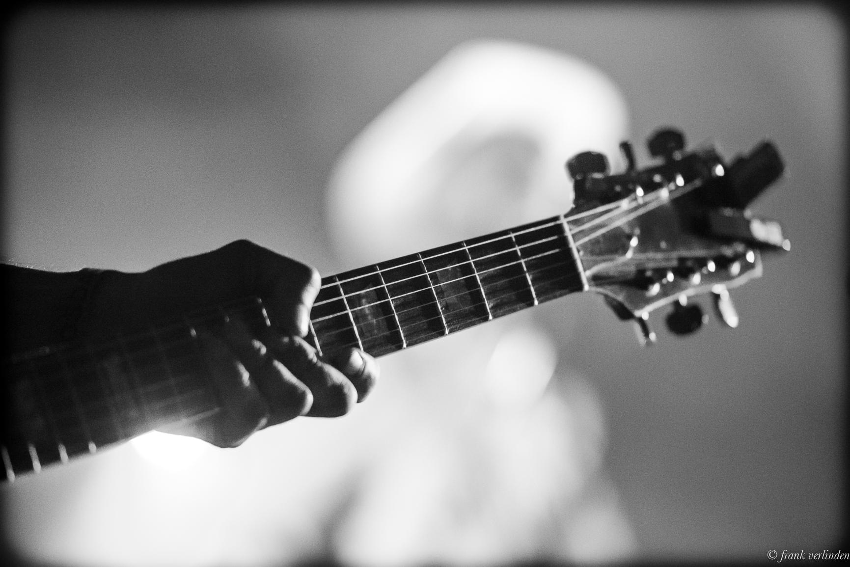 Guitar neck...