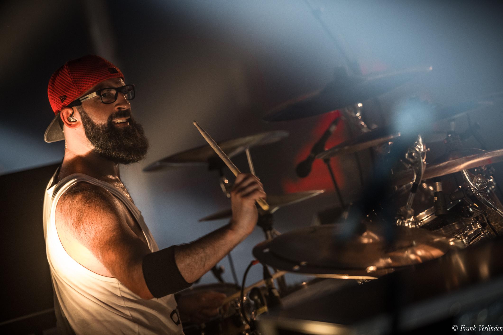 Bizkit Park drummer