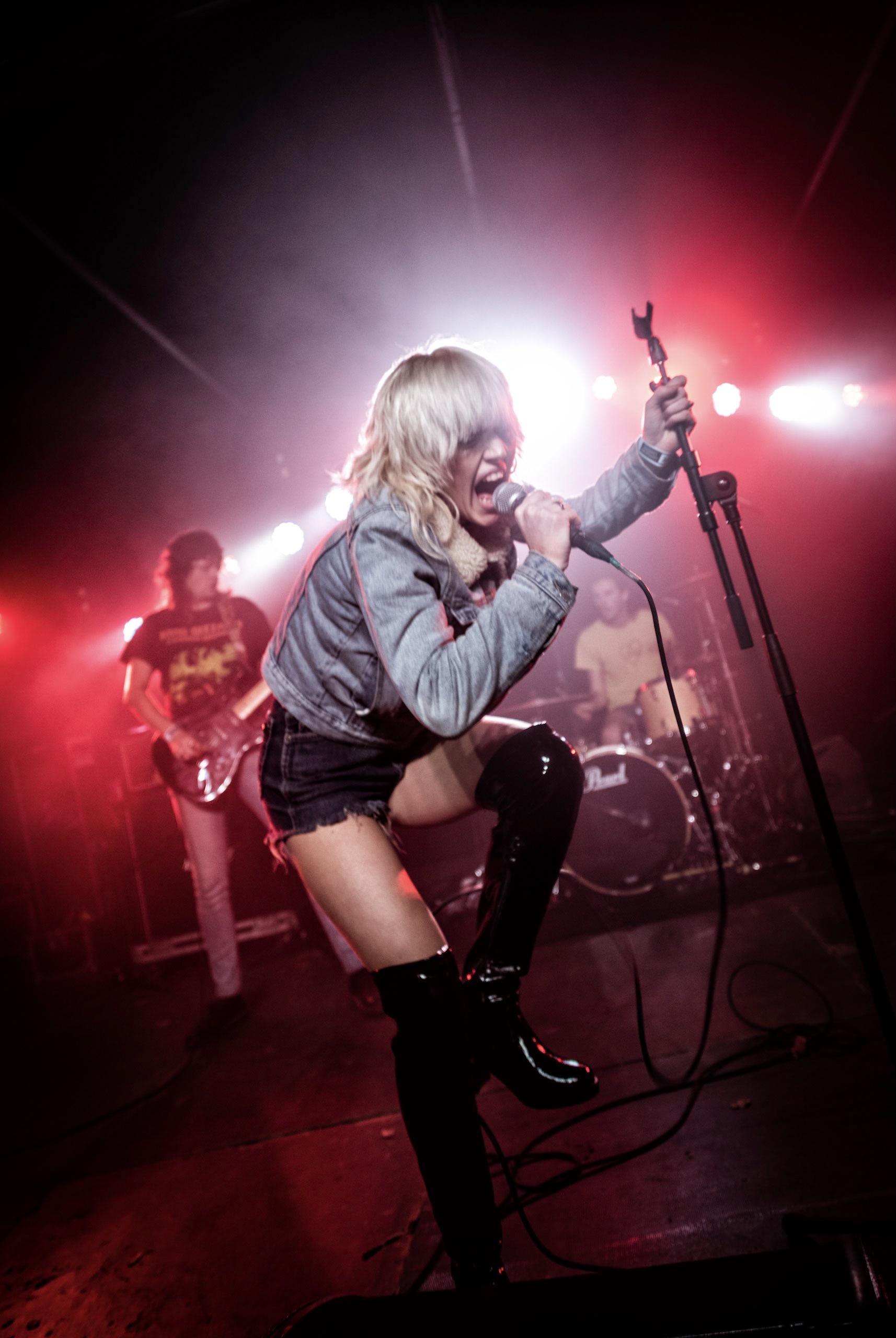 Amy Taylor, Amyl & The Sniffers