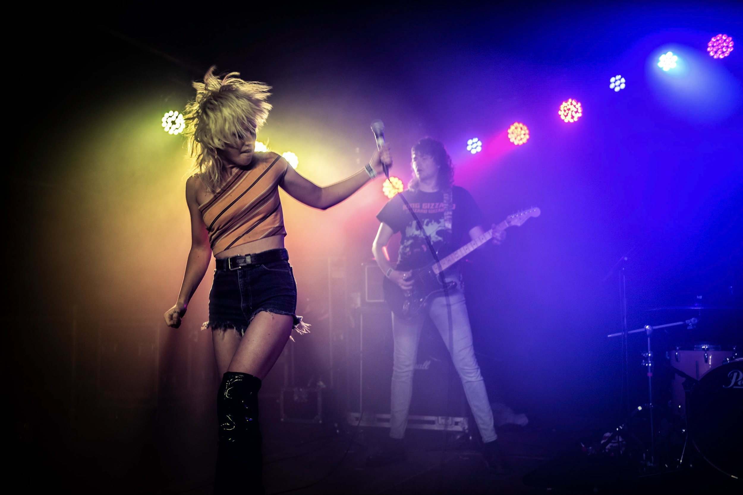 Amy Taylor & The Sniffers