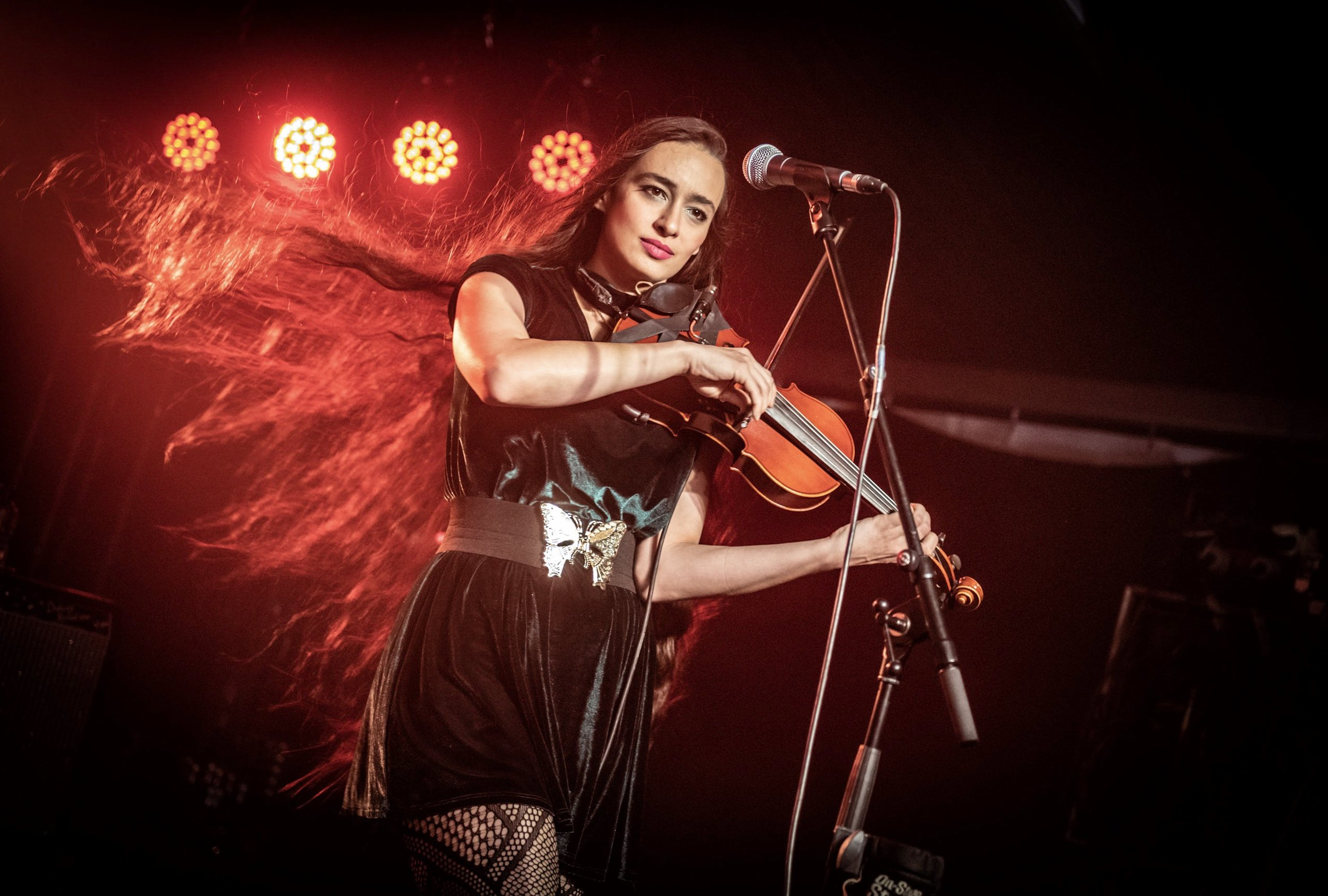 Rachel Ammons, Ben Miller Band