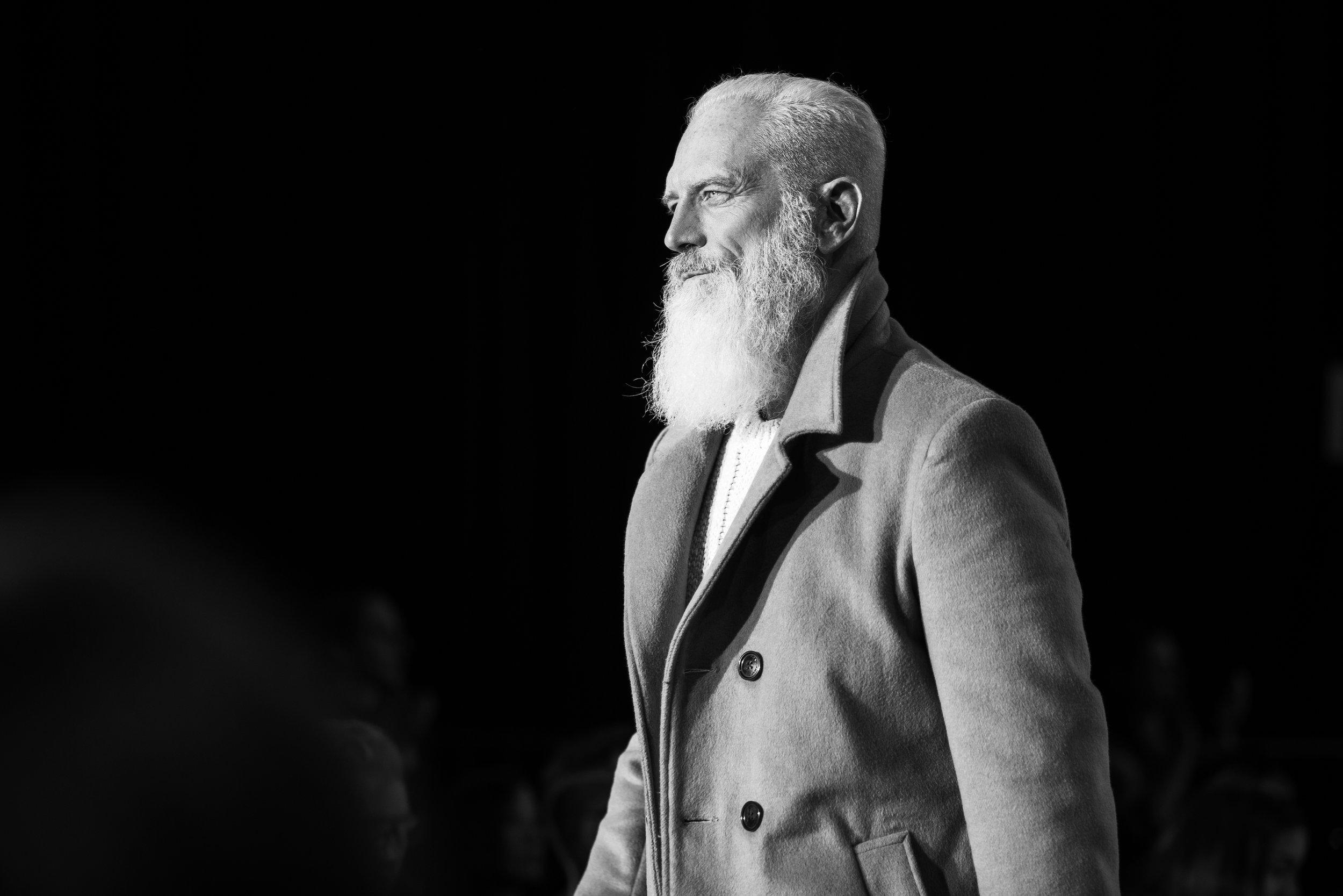 Paul Mason for North Aware from Toronto Men's Fashion week'17