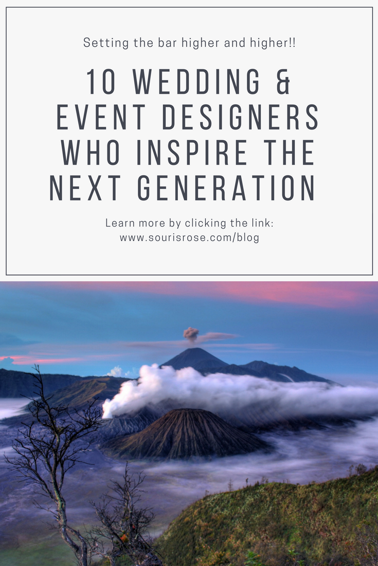 Event Design Inspiring the next generation
