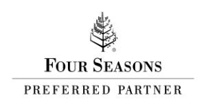 Four Seasons Preferred Partner program