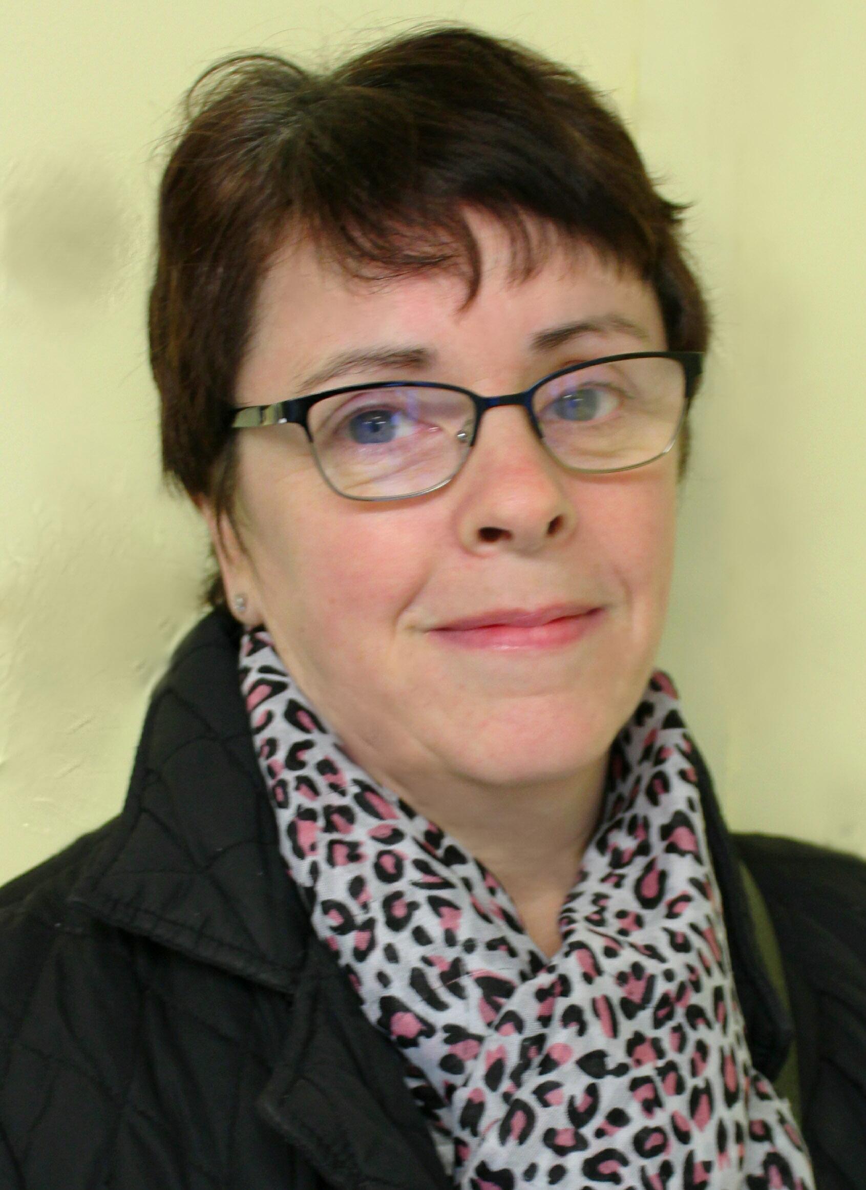Teresa O'Driscoll Bus Escort