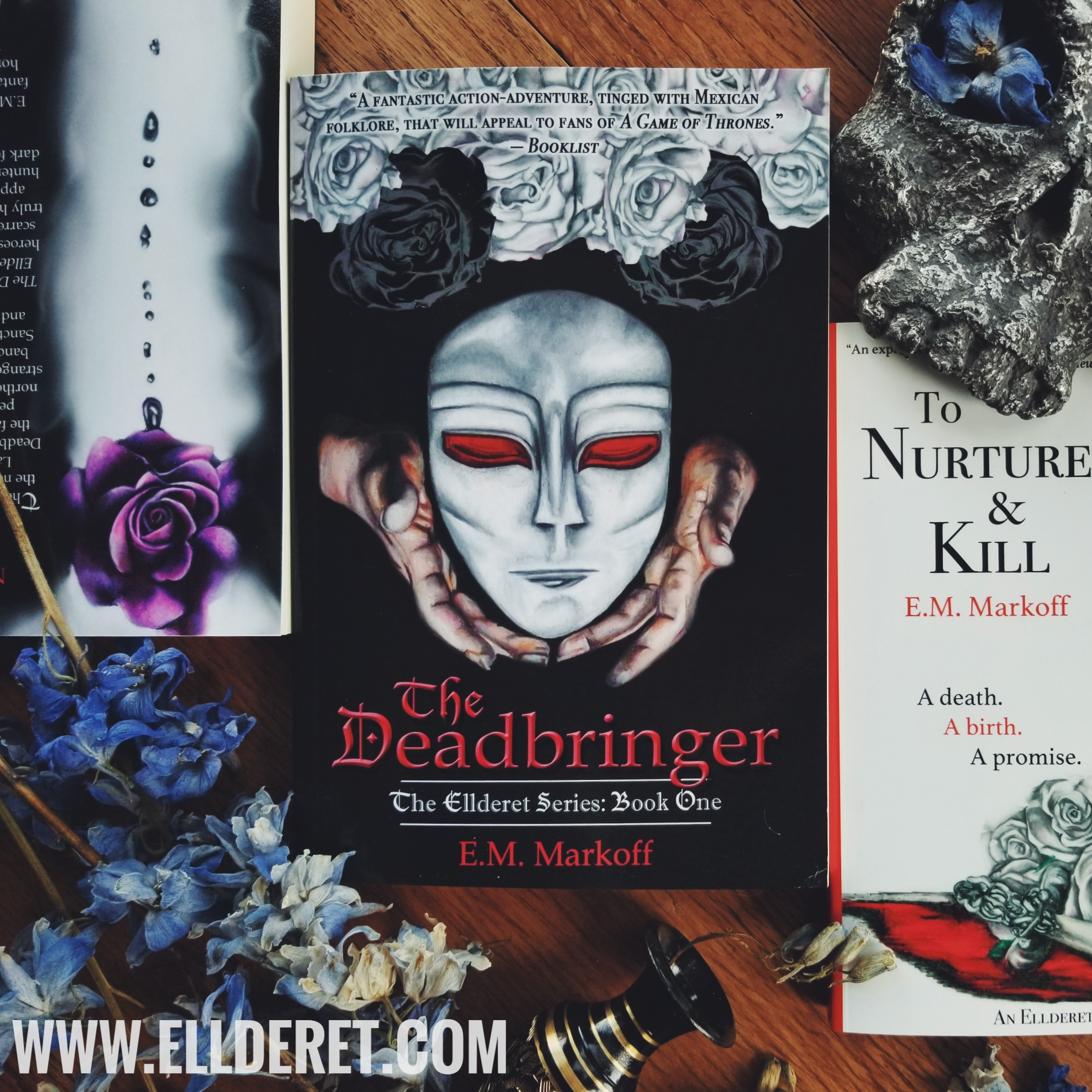 The Ellderet Series (Book 1) - The Deadbringer