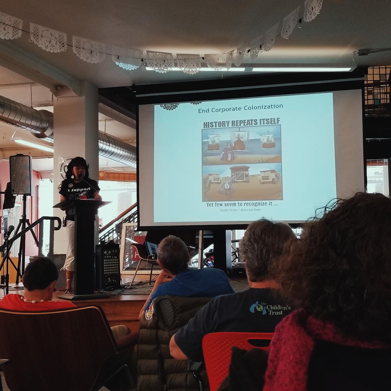 Idle No More - Decolonizing Our Activism Workshop