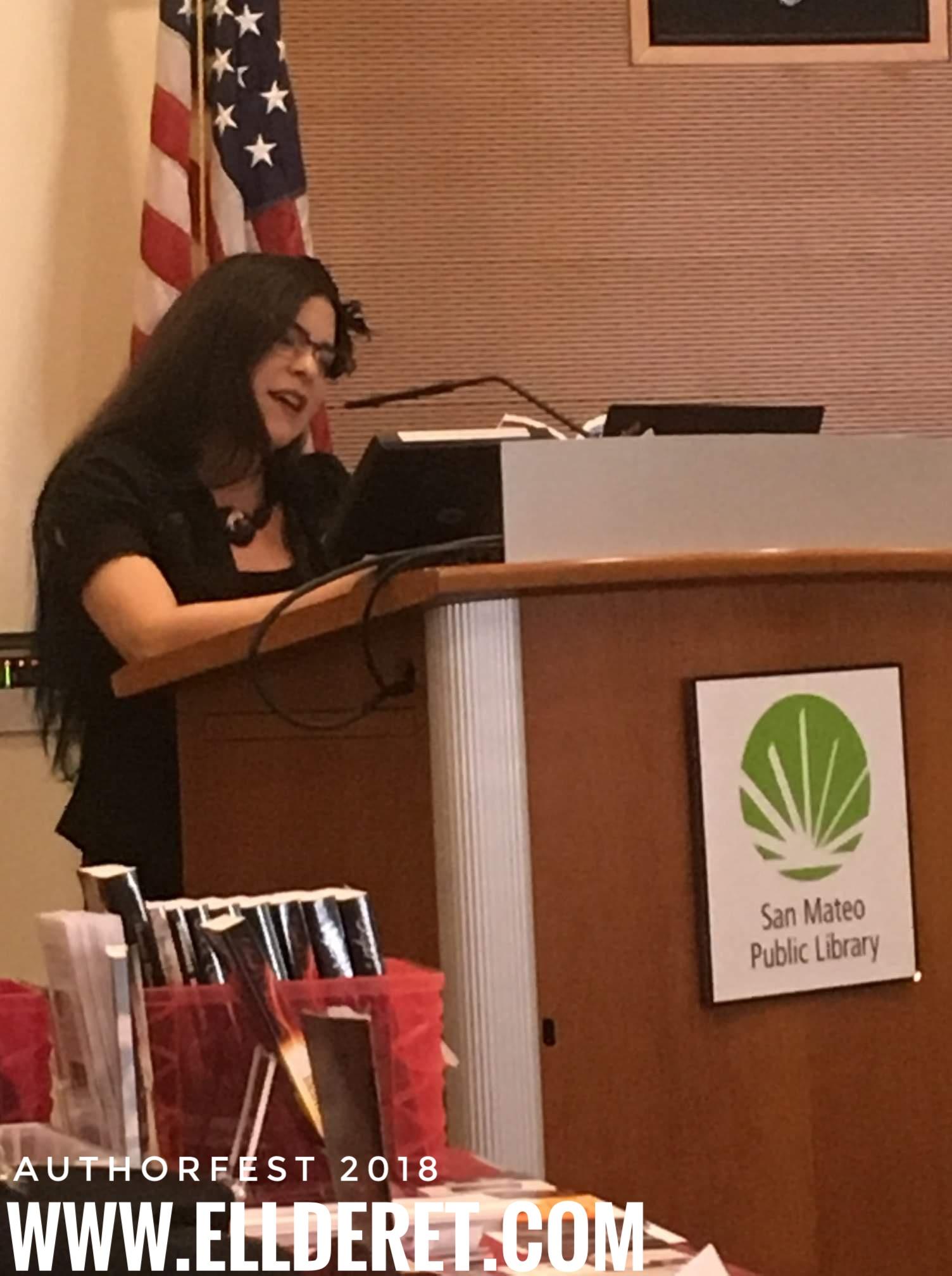 AuthorFest | San Mateo Public Library