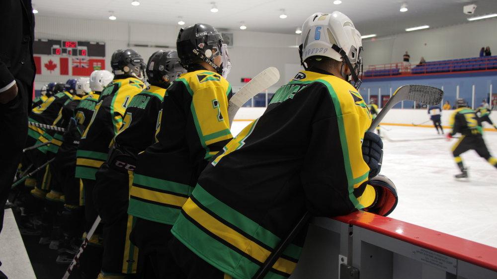 Jamaican Olympic Ice Hockey Federation Hockey Ops