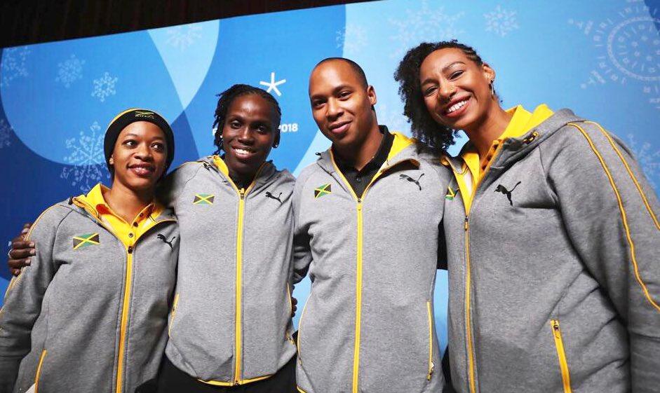 Team Jamaica 2018