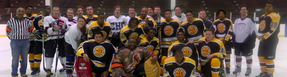 The Color of Hockey - Hockey for Fans & Players of Color