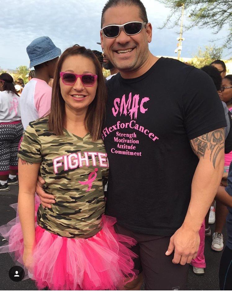 Breast Cancer Walk 2015