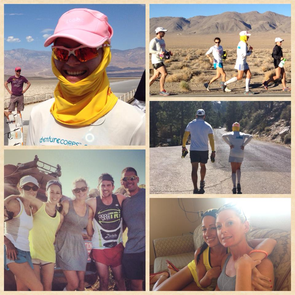 Cath Todd - Badwater