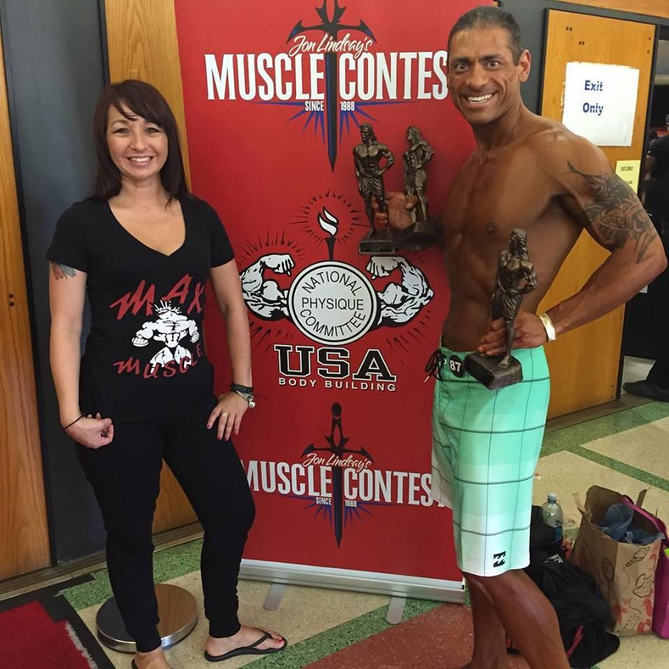 post MuscleContest Mens Physique