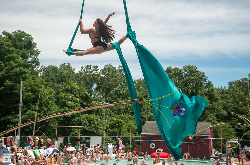 PEX Summer Festival 2016 Photo by Larry Cohen, TLC Baltimore