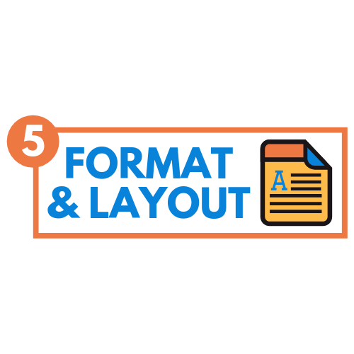Designing your layout... - Our graphic designers format and position your text, graphics, photos, and illustrations on the page to prepare for printing.