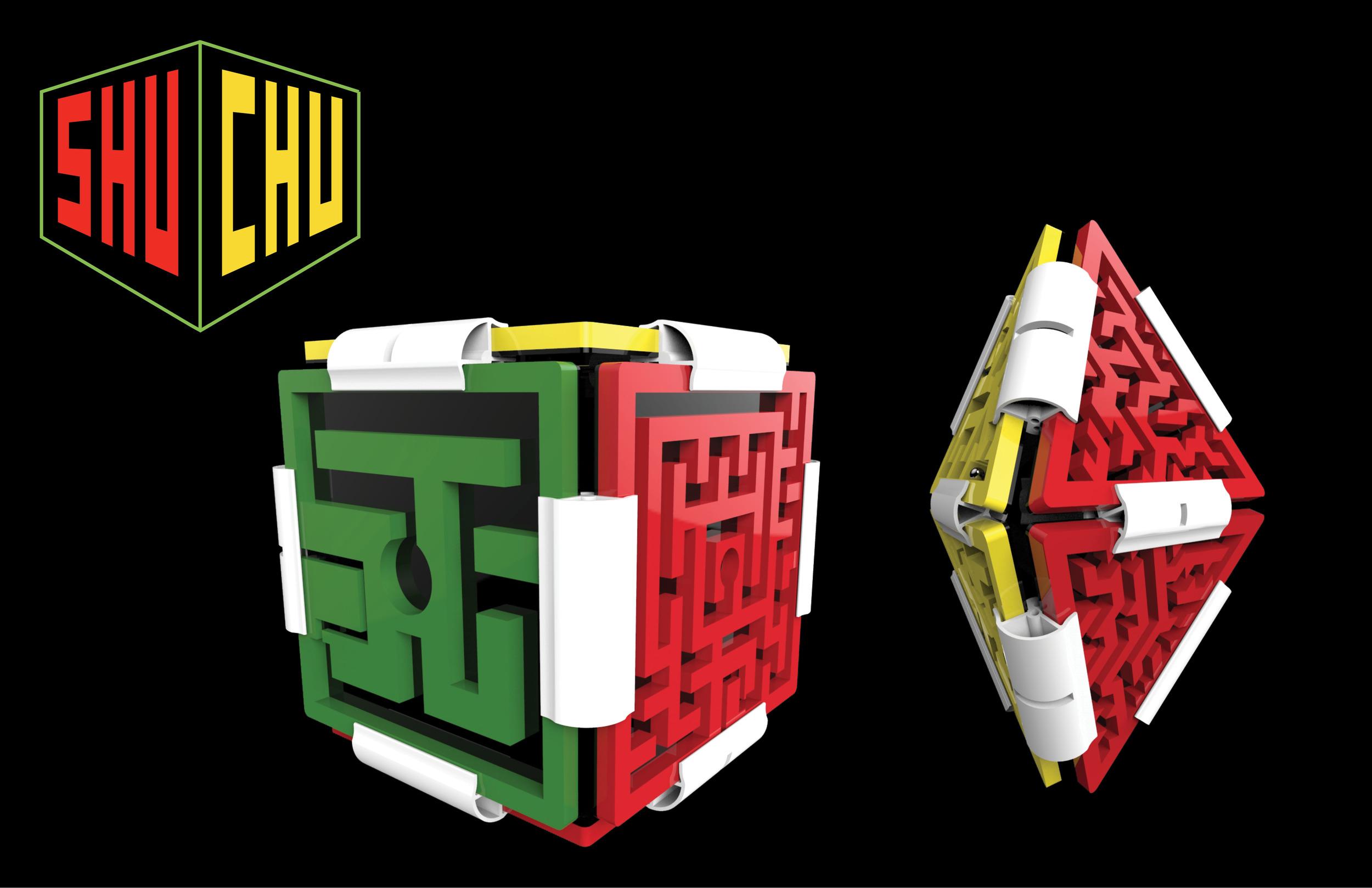 SHU-CHU Cover