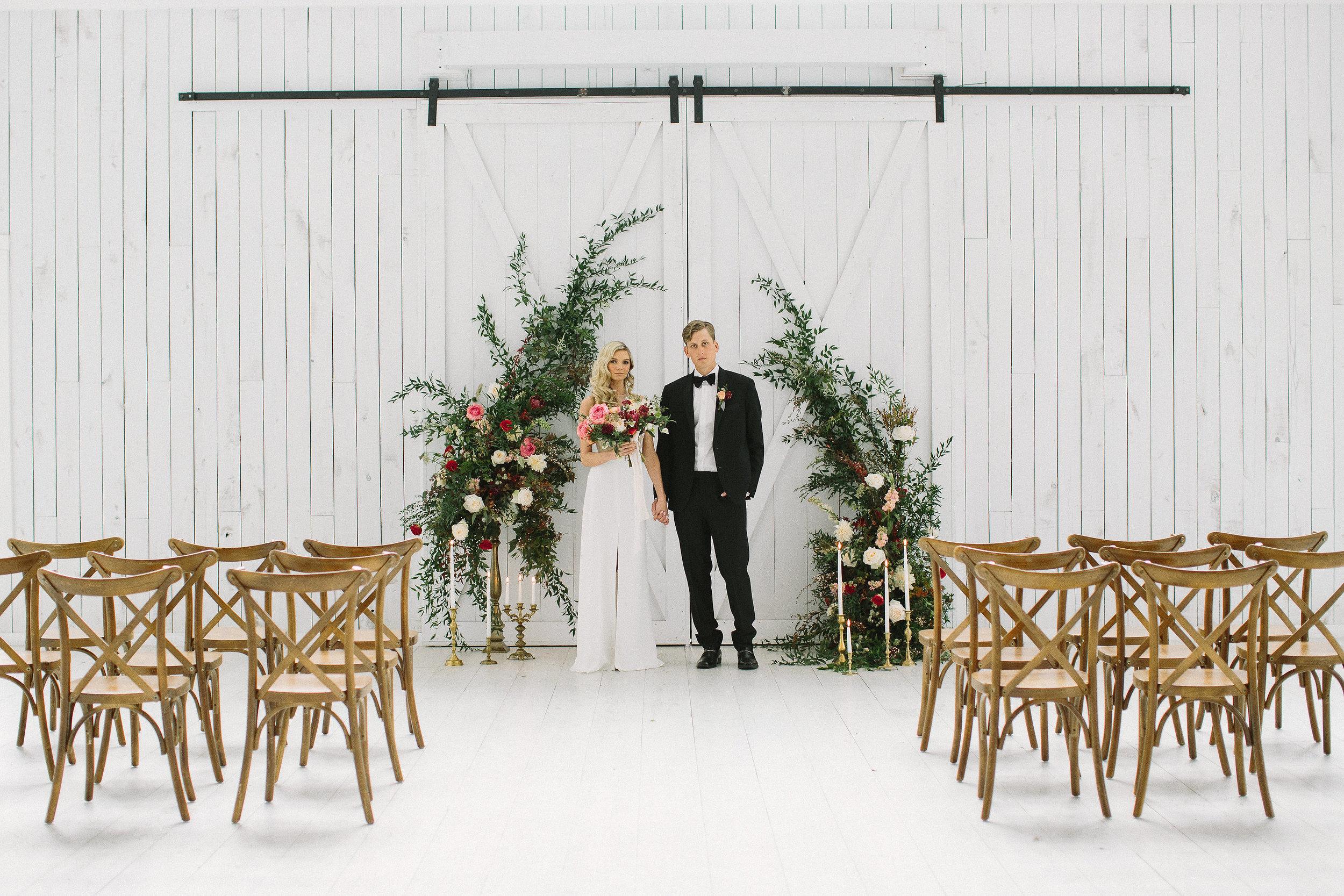 white-barn-wedding