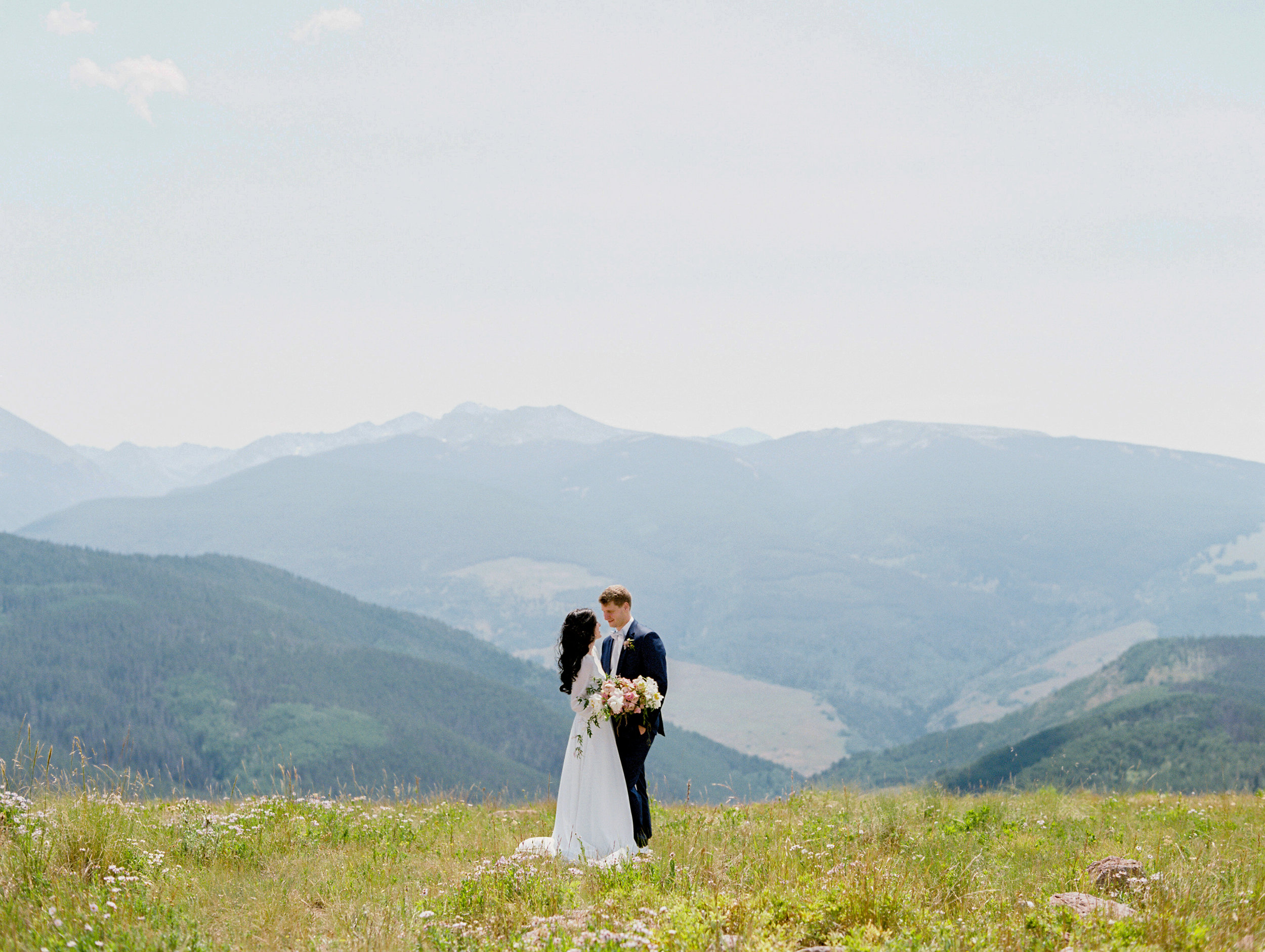 bride-and-groom-at-arrabelle-at-vail-square