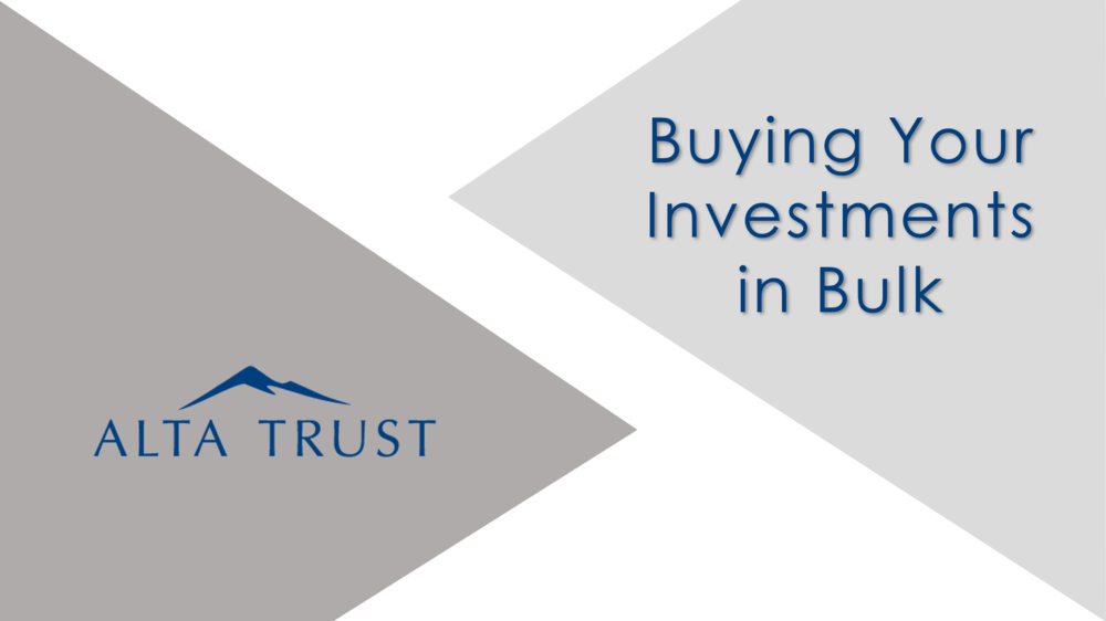 Collective Investment Funds Alta Trust Company