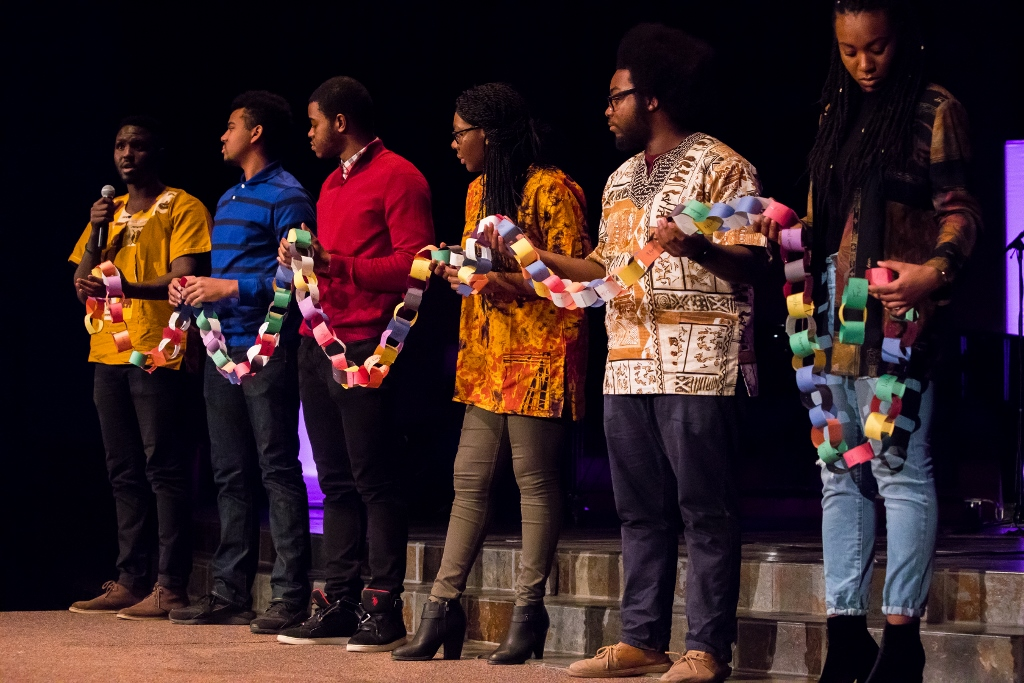 Unity Chain. Photo Credit: Jonathan Muriu.