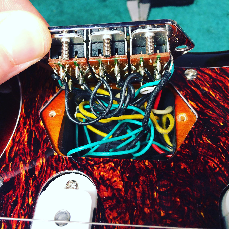 Wiring Mods and Repairs