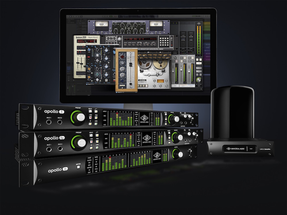 Universal Audio- The standard in Digital Audio processing.