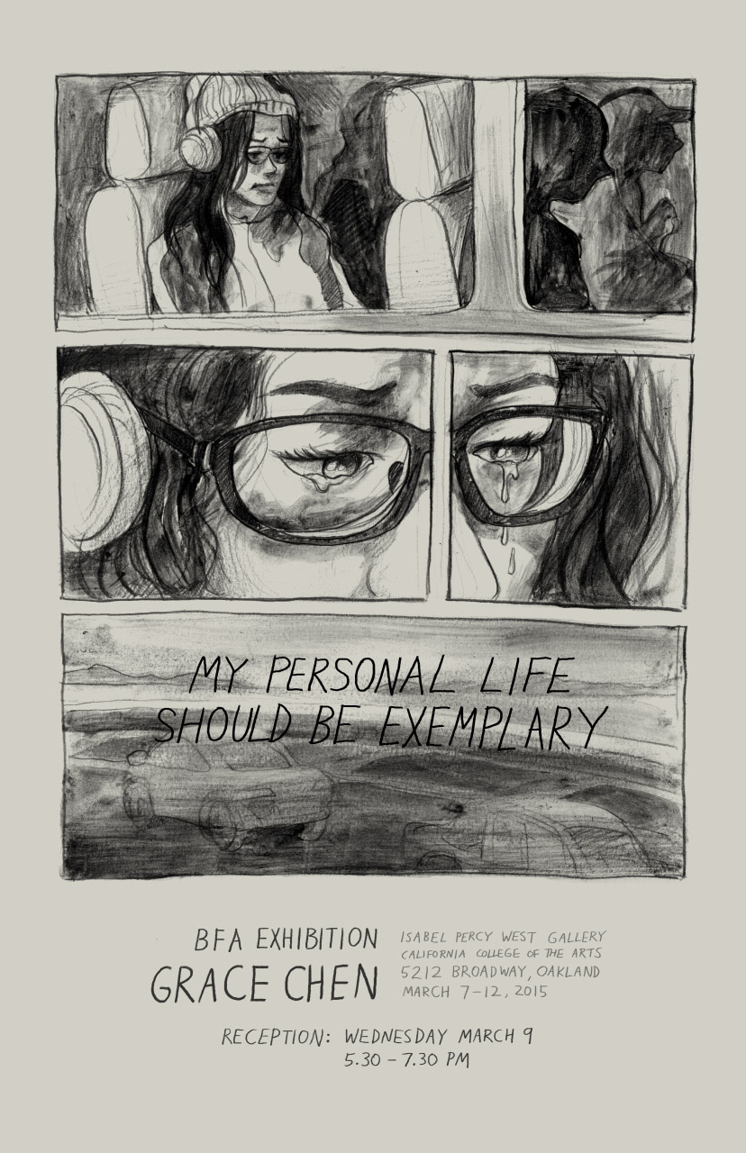 """""""My Personal Life Should Be Exemplary"""""""