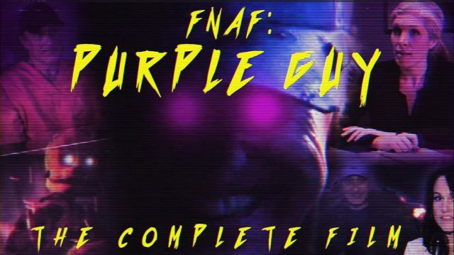 This Tuesday... Get the full story. #PurpleGuy #FNAF