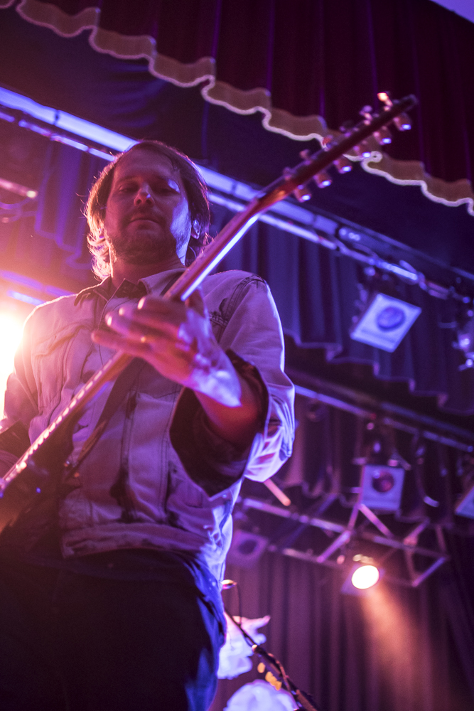 Silversun Pickups  at  Buckhead Theatre  shot by  Sidney Spear  on May 2, 2017