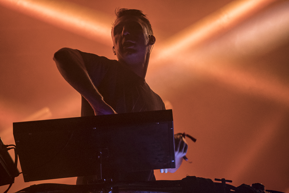 Odesza  at  Sloss Fest  in Birmingham shot by  Sidney Spear  on July 15, 2017