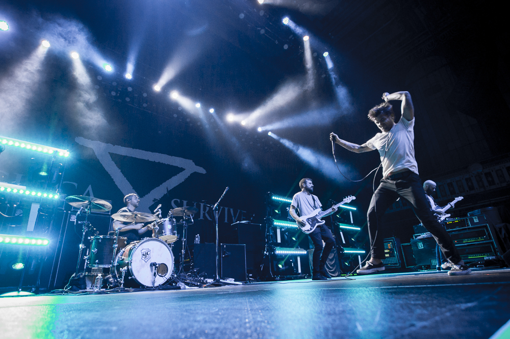 Circa Survive  at  The Tabernacle  shot by  Sarah Htun  on July 18, 2017