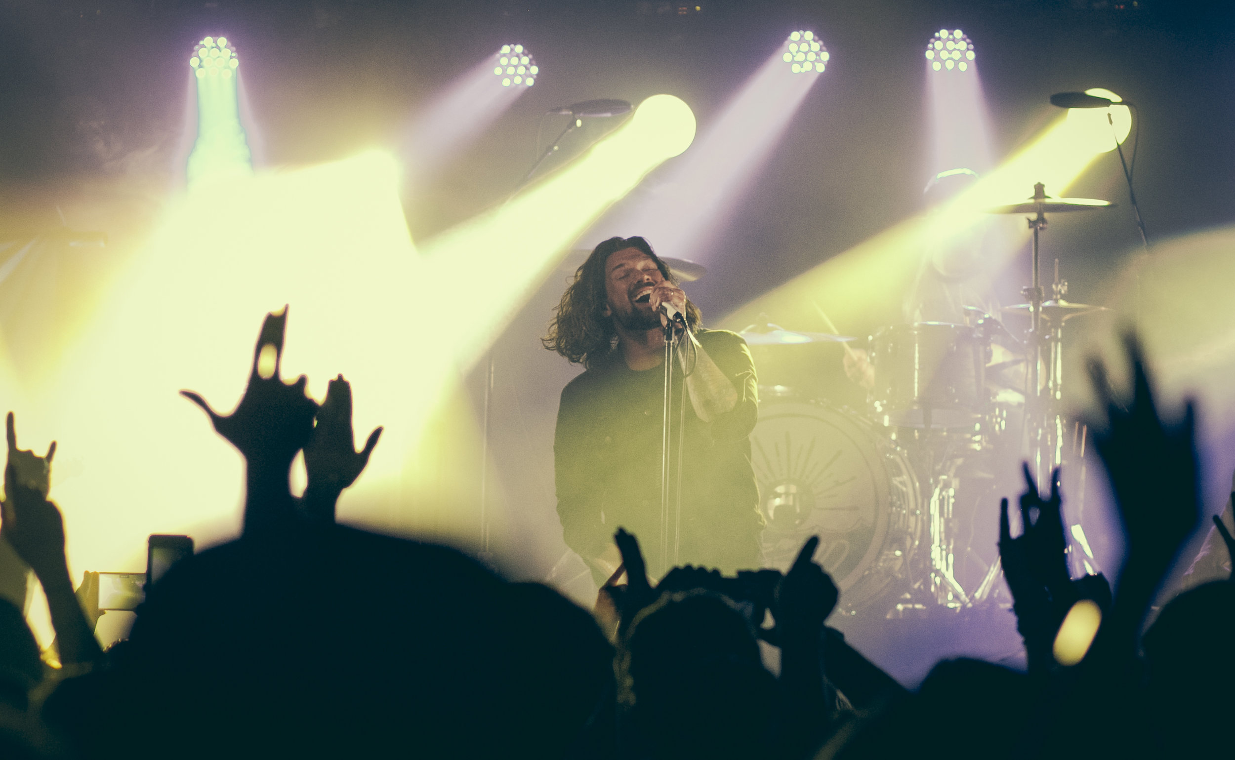 Taking Back Sunday  at  The Masquerade  shot by  Alexandra Scuffle  on July 19, 2017
