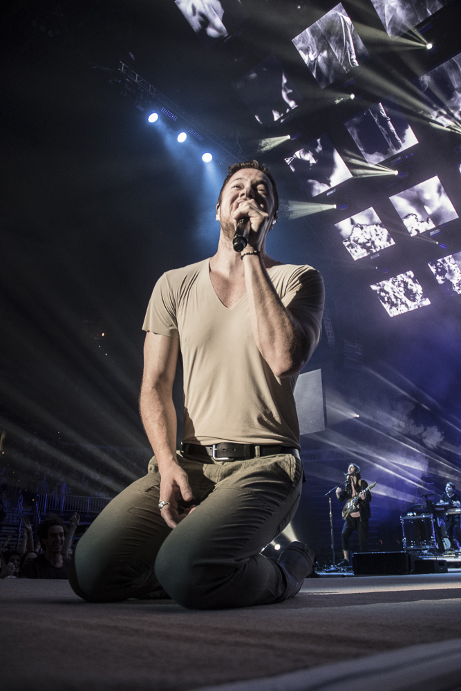 Imagine Dragons  at  Philips Arena  shot by  Sidney Spear  on November 7, 2017