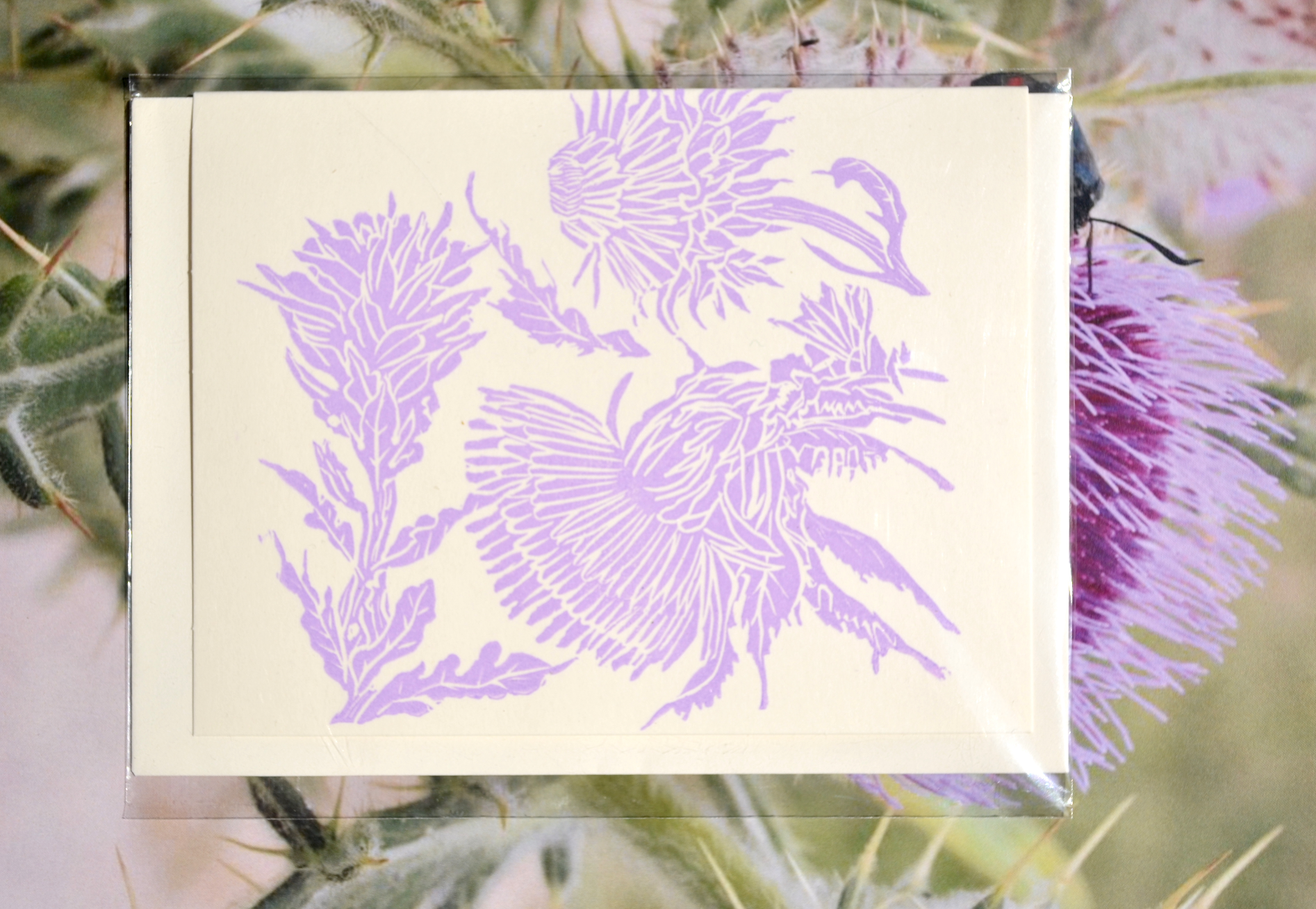 Kat Kinnick-Milk Thistle-Card with Envelope.png