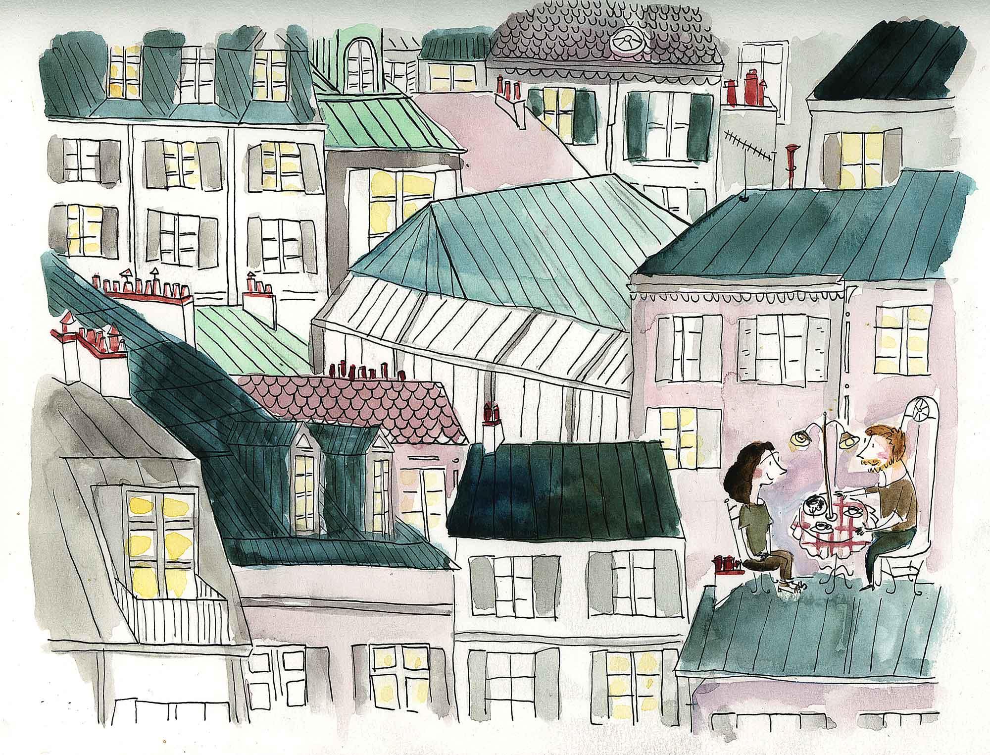 Zahra Marwan-Paris Next Week-Watercolor on Paper copy.jpg